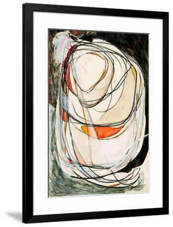 Umarmung / Cuddle, 2012-Angelika Beuler-Framed Premium Giclee Print