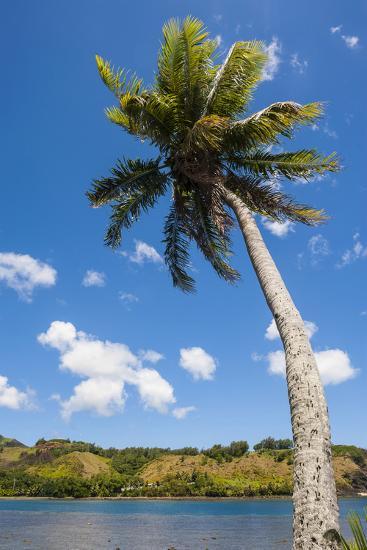 Umatac Bay, Guam, Us Territory, Central Pacific-Michael Runkel-Photographic Print