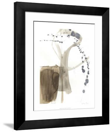 Umber Connection I-Jennifer Goldberger-Framed Limited Edition