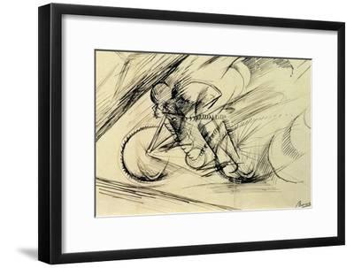 Dynamism of a Cyclist, 1913