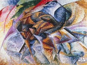 Dynamism of a Cyclist, 1913 by Umberto Boccioni