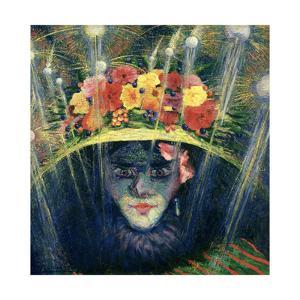 Modern Idol, 1911 by Umberto Boccioni