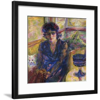 Portrait of Mrs Cragnolini Fanna