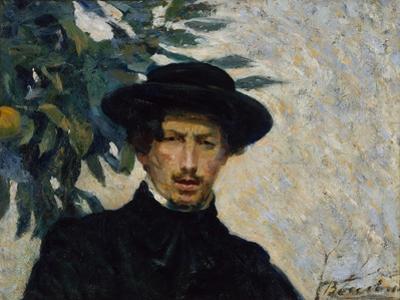 Self-Portrait, 1905 by Umberto Boccioni