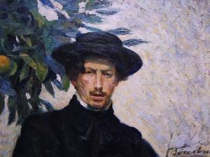 Self Portrait of the Artist by Umberto Boccioni