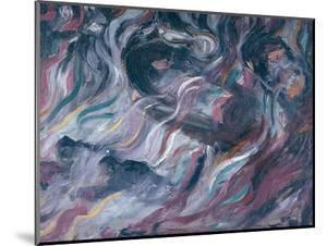 Uncertainties I, The Farewells 1911 by Umberto Boccioni