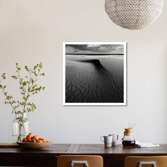 Umbrella On The Beach Giclee Print Wim Schuurmans Art Com