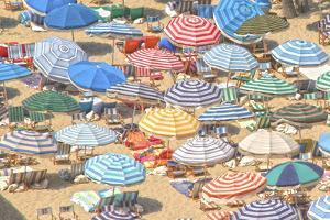 Umbrellas I