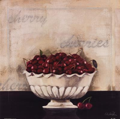 Un Desert De Cerises-Celeste Peters-Art Print