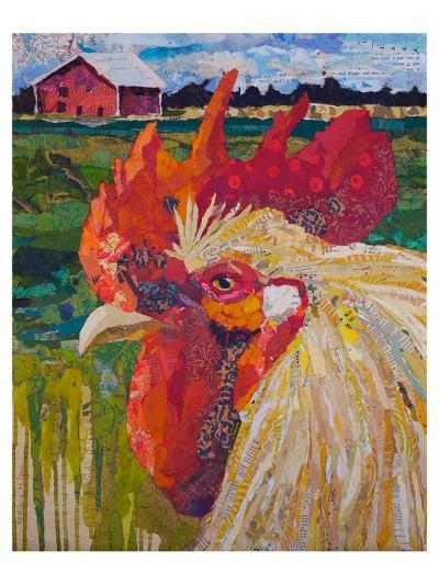 Un Petit Coq #2--Art Print