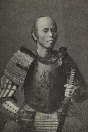 Un samouraï, instructeur de Jiu-Jitsu
