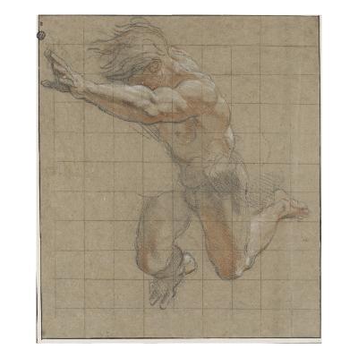 Un Vent-Antoine Coypel-Giclee Print