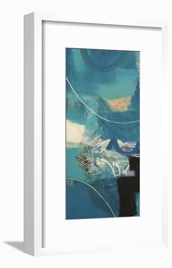 Un viaggio II-Maurizio Piovan-Framed Art Print