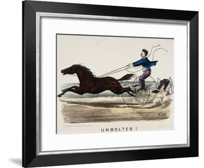 Unbolted!-Thomas Worth-Framed Giclee Print