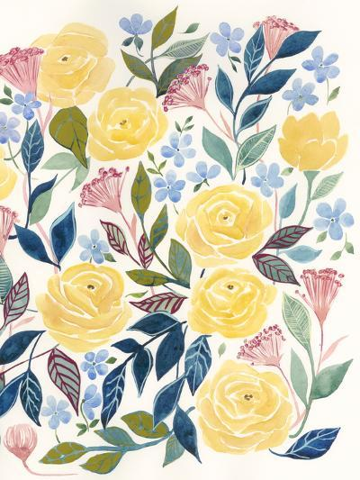 Unbound Blossoms II-Grace Popp-Art Print