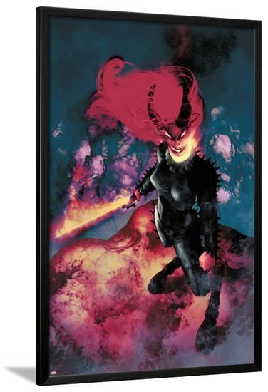 Uncanny X-Men #7 Classic: Magik-Frazer Irving-Lamina Framed Poster