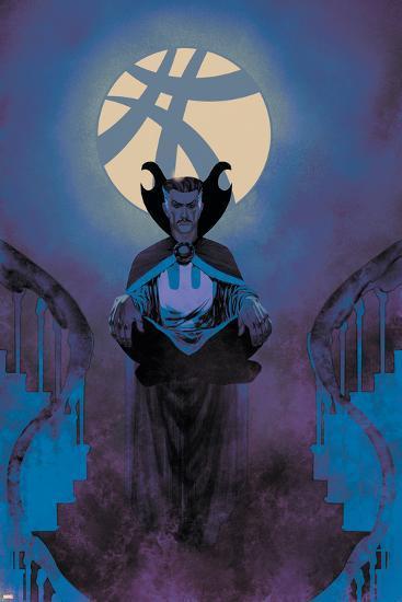 Uncanny X-Men #7 Featuring Dr. Strange-Frazer Irving-Art Print