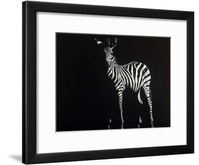 Uncertain-Julie Chapman-Framed Art Print