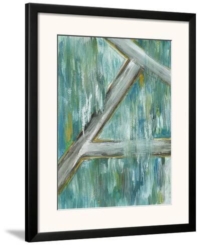 Uncertainty II-Lisa Choate-Framed Art Print