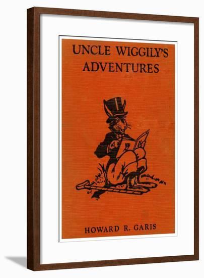 Uncle Wiggily's Adventures-Elmer Rache-Framed Art Print