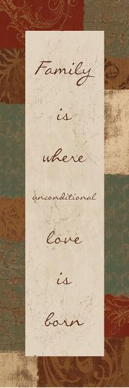 Unconditional Love 2-Jace Grey-Art Print