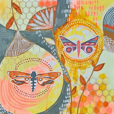 Uncontained-Jessica Swift-Art Print