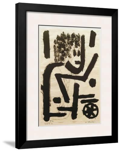 Under Cover-Paul Klee-Framed Giclee Print
