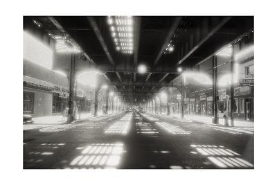 Under Roosevelt Avenue, Queens Nyc-Henri Silberman-Photographic Print
