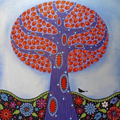 Under the Apple Tree-Lynn Hughes-Giclee Print