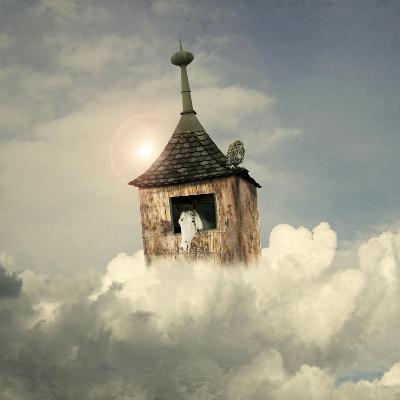 Under The Clouds-ValentinaPhotos-Art Print