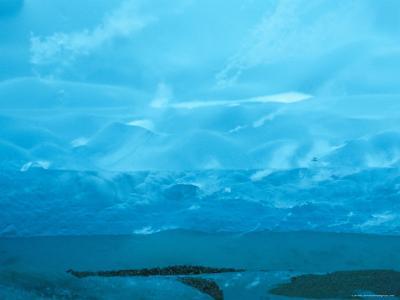 Under the Glacier, Perito Moreno, Argentina, South America-Mark Chivers-Photographic Print
