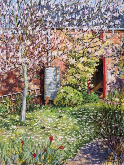 Under the Magnolia-Tilly Willis-Giclee Print