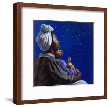 Under the Midnight Blues, 2003-Colin Bootman-Framed Giclee Print