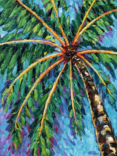 Under the Palms II-Carolee Vitaletti-Art Print