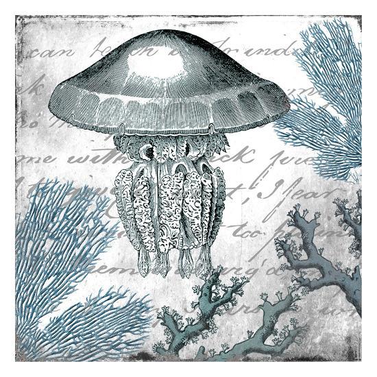 Under the Sea 3-Kimberly Allen-Art Print