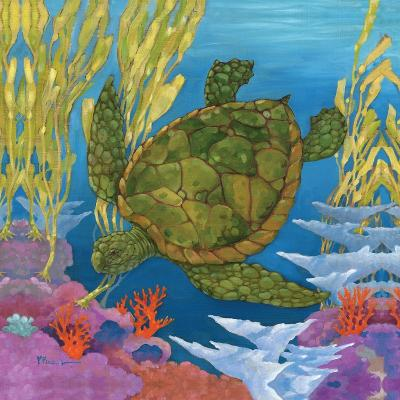 Under the Sea II-Paul Brent-Art Print