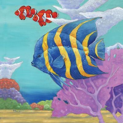 Under the Sea IV-Paul Brent-Art Print