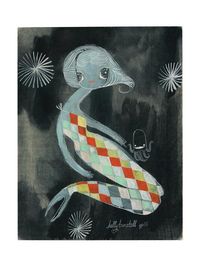 Under-Kelly Tunstall-Giclee Print