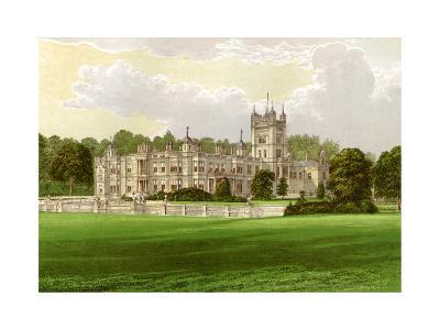 Underley Hall, Westmorland, Home of the Earl of Bective, C1880-Benjamin Fawcett-Giclee Print