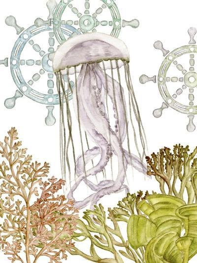 Undersea Creatures III-Melissa Wang-Art Print