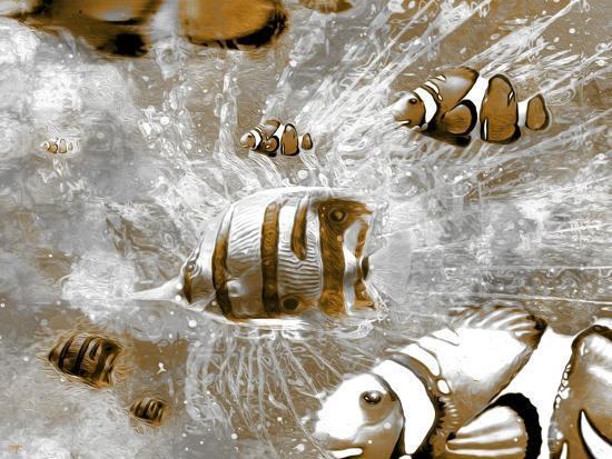 Undersea LVII-Fernando Palma-Giclee Print