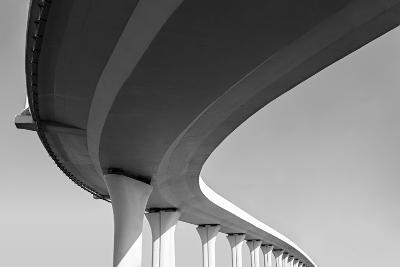 Underside of an Elevated Roads-Gubin Yury-Photographic Print
