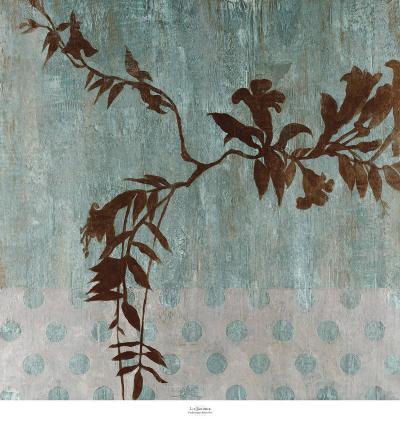 Underwater Branches-Elizabeth Jardine-Art Print