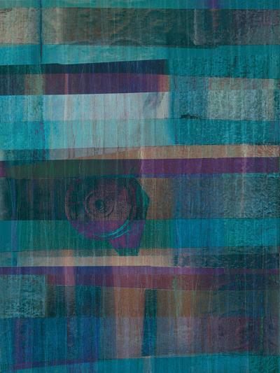 Underwater I-Ricki Mountain-Art Print