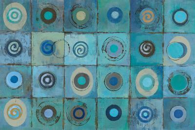 Underwater Mosaic-Silvia Vassileva-Art Print