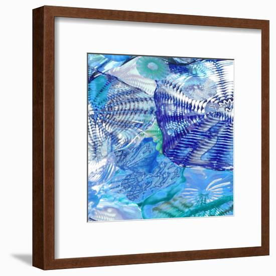 Underwater Perspective I-Charlie Carter-Framed Giclee Print