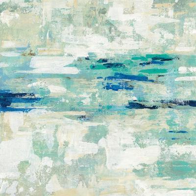 Underwater Reflections II Crop-Silvia Vassileva-Art Print