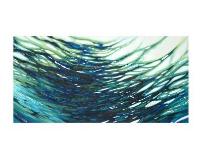 Underwater Reflections-Margaret Juul-Art Print
