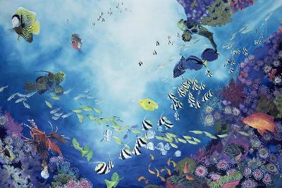 Underwater World III, 2002-Odile Kidd-Giclee Print