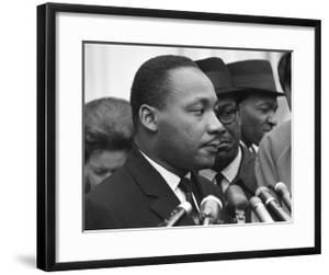 Martin Luther King by Underwood